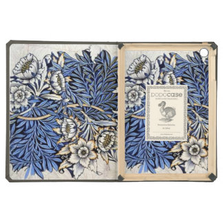 """Tulip & Willow"" by William Morris iPad Air Covers"