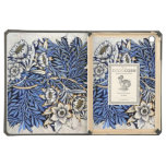 """""""Tulip & Willow"""" by William Morris iPad Air Covers"""