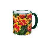 Tulipa Fabio, Keukenhof, Netherlands Ringer Coffee Mug