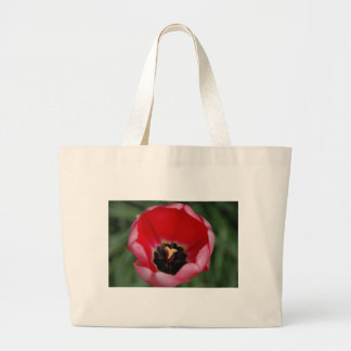 Tulipán Bolsa Tela Grande