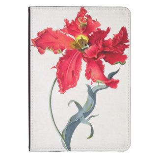 Tulipán: Colorete de Perroquet Funda De Kindle Touch
