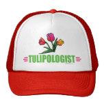 Tulipán divertido gorro de camionero