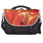 Tulipán en el fuego bolsas de portátil