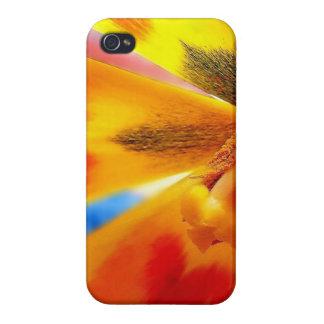 tulipán iPhone 4/4S carcasa