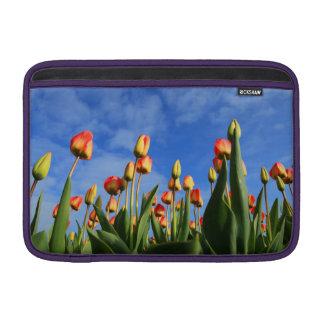 tulipán funda  MacBook