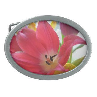 Tulipán Hebillas Cinturón