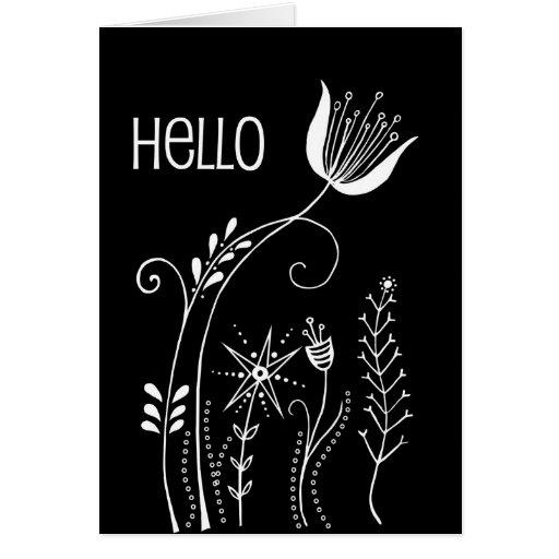 tulipán y co tarjeta de felicitación
