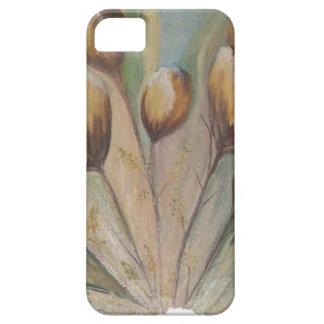 Tulipanes amarillos funda para iPhone SE/5/5s