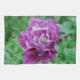 Tulipanes de Holanda Toallas De Cocina