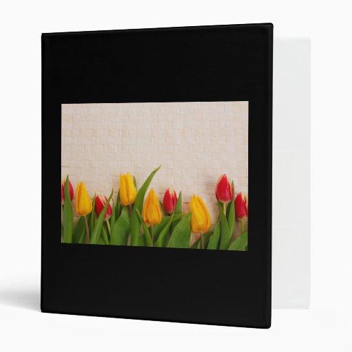 Tulipanes de la primavera