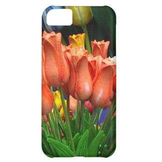 Tulipanes de madera de Amsterdam Funda Para iPhone 5C