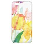 tulipanes florales del color de agua