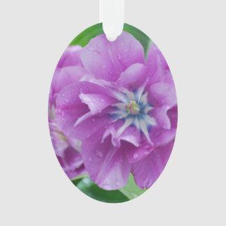Tulipanes florecientes