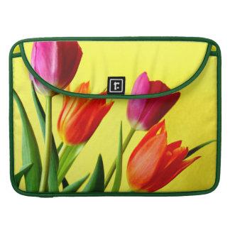 Tulipanes Fundas Para Macbook Pro