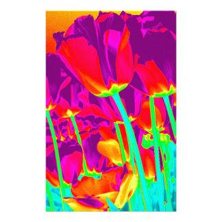 Tulipanes Papelería Personalizada