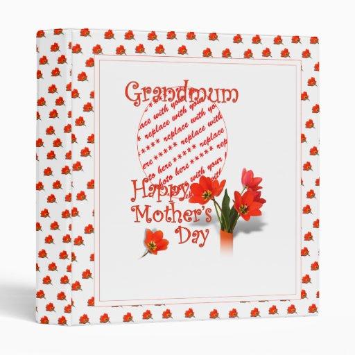 Tulipanes para el día de madre para Grandmum Photo