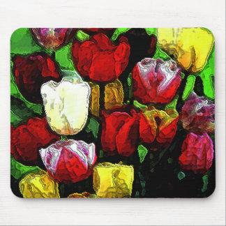 Tulipanes Tapete De Ratón