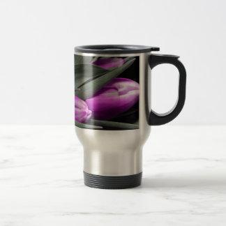 tulipanes taza térmica