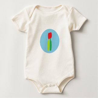 Tulipanes Traje De Bebé