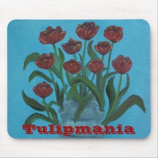 """""""Tulipmania"""" Mouse Pad"""