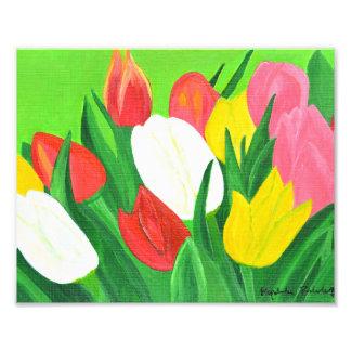 Tulips1 Photo Print
