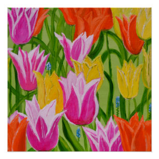 Tulips1 Poster