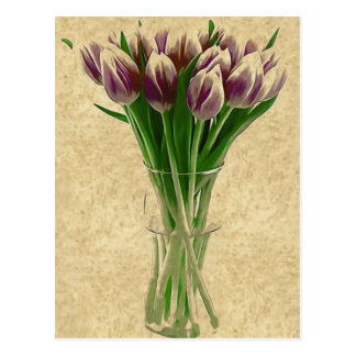tulips2 postcard