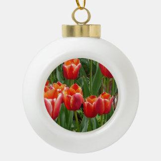tulips 3 mf ornament