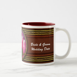 Tulips - A young girls delight Two-Tone Coffee Mug