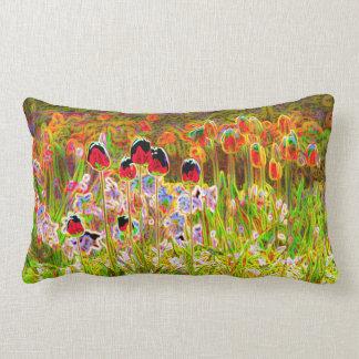 Tulips American Mojo Lumbar Pillow