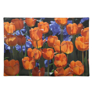 Tulips American MoJo Placemat