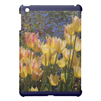 Tulips and Forget-me-nots iPad Mini Covers
