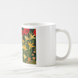 Tulips and Roses Taza