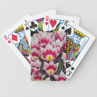Tulips Are Better Then One Bicycle Playing Cards