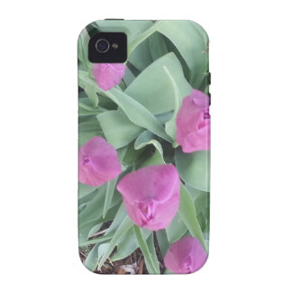 Tulips Case-Mate iPhone 4 Cover