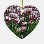 Tulips Christmas Ornaments