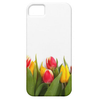Tulips colorful graphic photo iPhone case cover