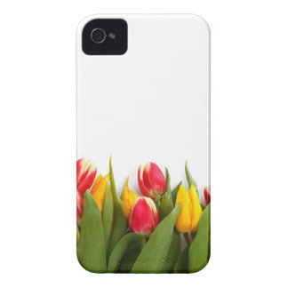 Tulips colorful graphic photo iPhone case cover Case-Mate iPhone 4 Case