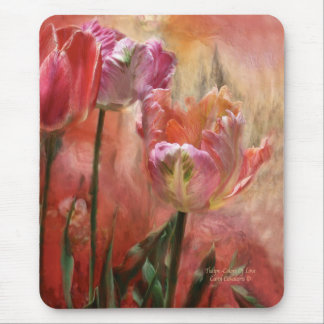 Tulips - Colors Of Love Mousepad