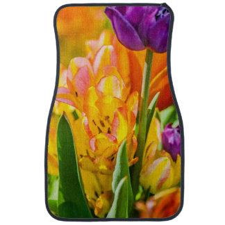 Tulips Enchanting 01 Car Mat