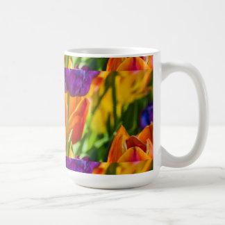 Tulips Enchanting 01 Coffee Mug