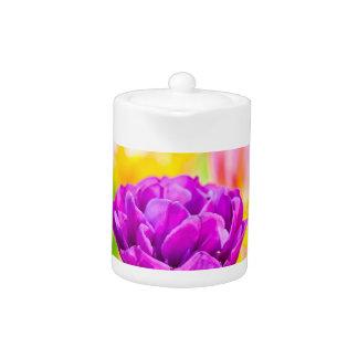 Tulips Enchanting 15 Teapot