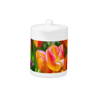 Tulips Enchanting 17 Teapot