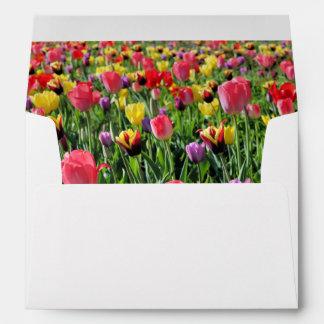 Tulips Envelope