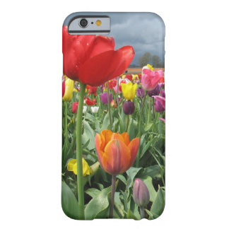 Tulips Field Barely There iPhone 6 Case