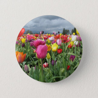Tulips Field Button