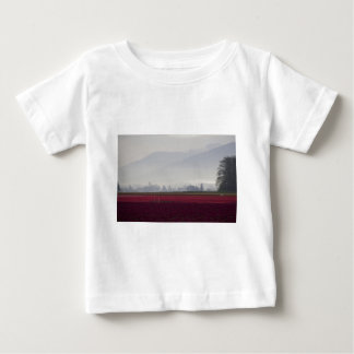 Tulips Fields in the Morning Light Tee Shirt