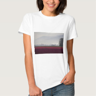 Tulips Fields in the Morning Light Tees