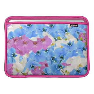 Tulips Floral Colorful Macbook Air Sleeve
