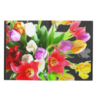 Tulips Flowers Cover For iPad Air